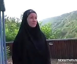 Beautiful Fucking Muslim..