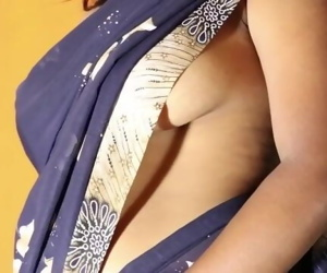 How To Wear Saree Without..