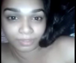 Indian Girl moaning loud 69..