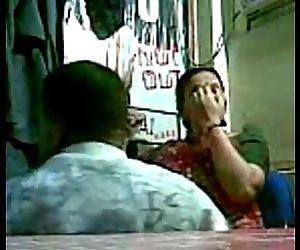 Fucking Maid in Shop With..